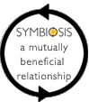 Symbiosis - a mutually beneficial relationship